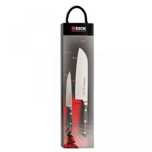 Dick Premier Plus Messer-Set, 2-teilig, geschmiedet # 8109700