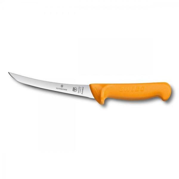 Swibo Ausbeinmesser 13 cm gebogen # 5.8406.13