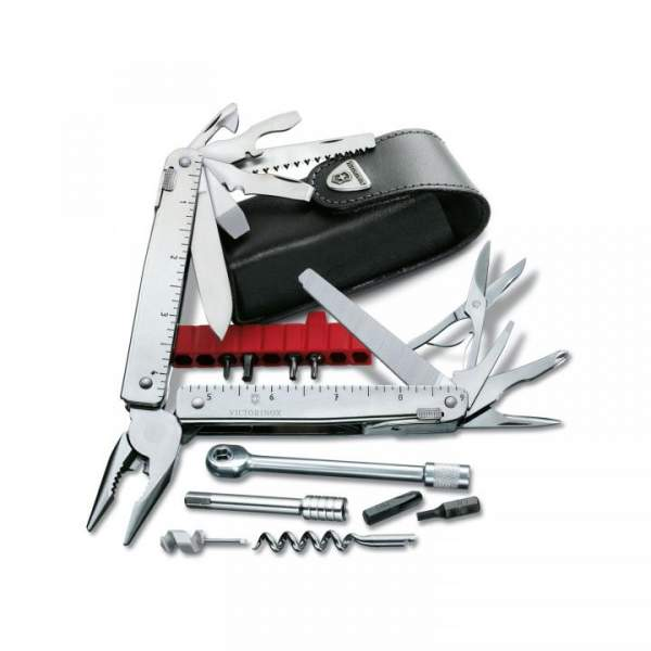Victorinox Swiss Tool X Plus Ratchet 3.0339.L