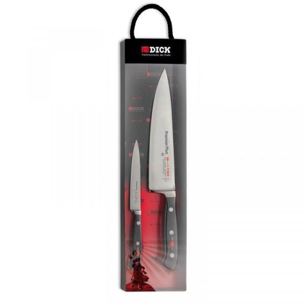 Dick Premier Plus Messer-Set, 2-teilig, geschmiedet # 8109600